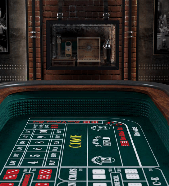 Craps Live Evolution Gaming 1001 Spins Review